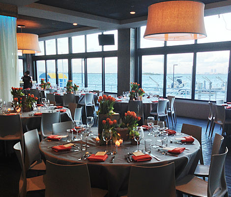 Briza On The Bay Waterfront Event Location
